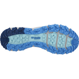 Columbia Caldorado III Shoes Women Earl Grey/Coastal Blue